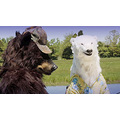 Fishing bears animatronic bear suits realistic bear costumes