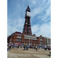 blackpool tower- having a facelift by the look