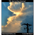 stlouis missouri usa sky clouds sunset lightning drama 070211