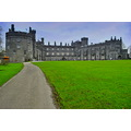 kilkenny castle architecture stone grounds lawns grass