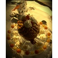 dinner series brain sweetsaturday concept abstract art food fruits my keitology