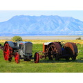 Fielding Garr Ranch Case Tractor
