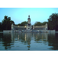 Europe Spain Madrid MonumentsinMadrid Monuments Sculptures Ponds Parks