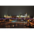 moscow kremlin reflectionthursday postcard