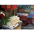 Radish on sale enroute to Vaishnodevi