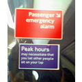 sign on tube