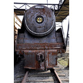 steamtown scranton pennsylvania railroad train locomotive rust