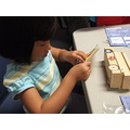school bus project at Lowe's