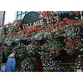 The Village Inn Flower Display Lynmouth Devon England Rob Hickey 2011