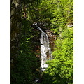 Waterfalls Aberfeldy Perthshire Countryside Scotland