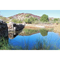SanDiego River Dam reflection reflectionthursday roncarlin