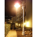 2010 portugal madeira santacruz night light lamppostclub streetlamp