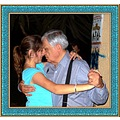 tango milonga milongueros close embrace