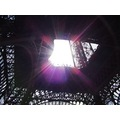 Different view paris france eiffel tower construction heavy metal hollyday