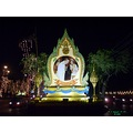 bangkok thailand itv light night celebrate poulets