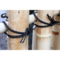bamboo thread knots perspective