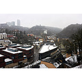 luxembourg snow winter