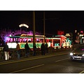 england blackpool trams objects illuminations