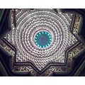 Ceiling at the Pantages Theater, taken with my cell phone.