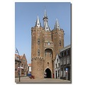 netherlands zwolle architecture gate view nethx zwolx archn gaten viewn