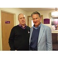 Michael Portillo Ian Healey Premier Inn Hinckley