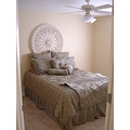 GUEST QUEEN BEDROOM ON 2 BD SIDE FLORIDA GULF RENTAL