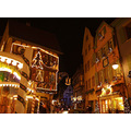 Xmas colmar france alsace lights