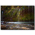 Massbrae Waterfall Water Northern California Siskiyou County Dunsmuir
