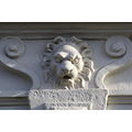 Amsterdam Stone Masonary Figure Head Lion