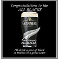 All Blacks Guiness RugbyWorldCup