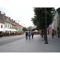 sibiu romania old medieval town cityscape panorama architecture building