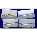 This the Royal Danish Yacht.. I saw it in the habour of Copenhagen, and it was it's 75 years Bir...