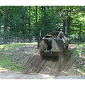 Halftrack Sdkfz 250 WW2 German Militracks Overloon