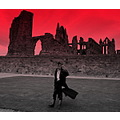 Stuboy looking cool under a blood red sky ;)