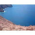 PortoSanto island Madeira Portugal islet high view holiday 2007 sea coast