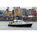 police patrol boat tireless nuclear submarine dockyard plymouth
