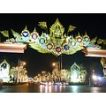 light bangkok thailand celebrate poulets itv night
