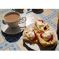 devonshire cream tea clottedcream sweetsaturday