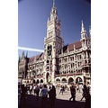 munich marienplatz tourists travel