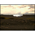 iceland mountain snow sand desert earth nature view frame