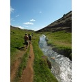 e620 sun thermal valley warm creek colors Iceland
