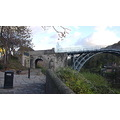 Ironbridge United Kingdom Telford Metal Iron Bridge Water town