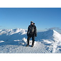 Scotland hillwalking hills snow fun