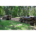 Halftrack Sdkfz 250 251 WW2 German Militracks Overloon