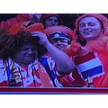 tonight in my town Constanta is the fotballbetween Romania and Holland:) i tooke pic at tv to duc...