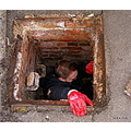 workingpeoplefriday funfriday man sewer