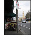 australia victoria richmond bicycle sign pc3121 flag