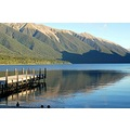 lake rotoiti nelson south island new zealand