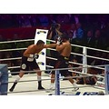 Boxing clash Moscow