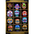 heads SALE FOR PAINTING ART PERFECT HARMONY IN in a coca cola box